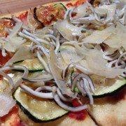 pizza de calabacín 8