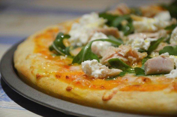 Recetas de pizzas caseras
