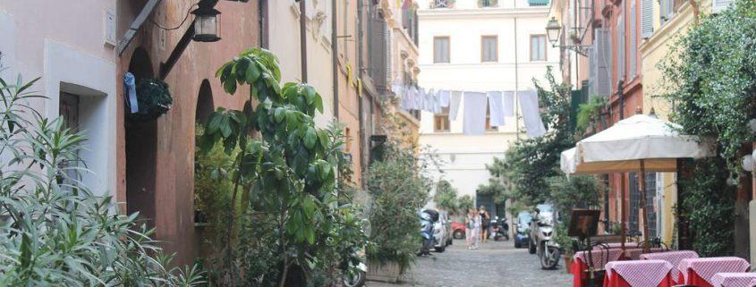 Un paseo por el Trastévere