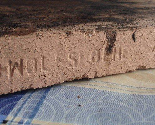 Perfil piedra de horno