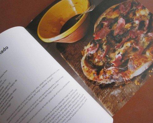 Libros de pizza y pasta