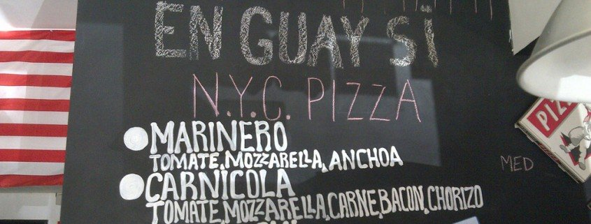En guay si pizza
