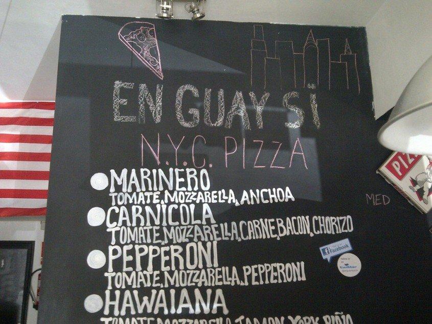 En guay si pizza